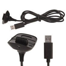 Gamelink USB Charging Adapter Wire Cable for Xbox 360 Wireless Game Controller