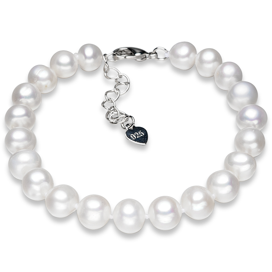 Brand Freshwater Pearl Bracelet for Mother\'s Day G...