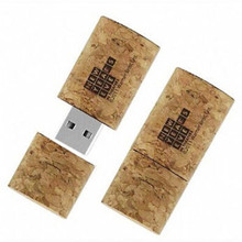 Custom Logo Exclusive Wine Cork Bottle Wooden USB 2.0 4GB 8GB 16GB 32GB Memory Stick Pendrive Gift  (30pcs free logo)
