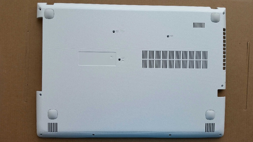 New Original For Lenovo Z41-70 Bottom Base Cover Lower Case White<br><br>Aliexpress