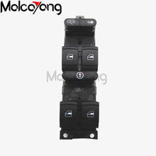 New Drivers Window Switch For VW Golf MK4 Bora SEAT SKODA Octavia MK1 EST 1.9TDI 1J4 959 857 A  1J4959857 A  1J4959857A