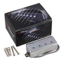 Yibuy Music Instrument 4 String Bass Guitar Magnetic Pickup Replacement(China)