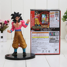 7'' 18cm Dragon Ball Z DXF Vol.3 Super Saiyan Son Goku black hair DragonBall Z PVC Action Figure Toy model(China)