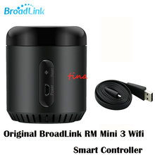 100% Original BroadLink RM Mini3 Smart WiFi Remote Controller Smart Home Automation Switch Intelligent WiFi + IR Android & iOS