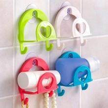 Convenient Suction Cup Sink Sponge Holder Kitchen Utensils Drying Rack Storage Organizer Wall Mounted Type(China)