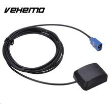 Vehemo 2017 New GPS Antenna Fakra MFD2 RNS2 RNS 510 MFD3 RNS-E Cable For VW Skoda For Benz For Audi(China)