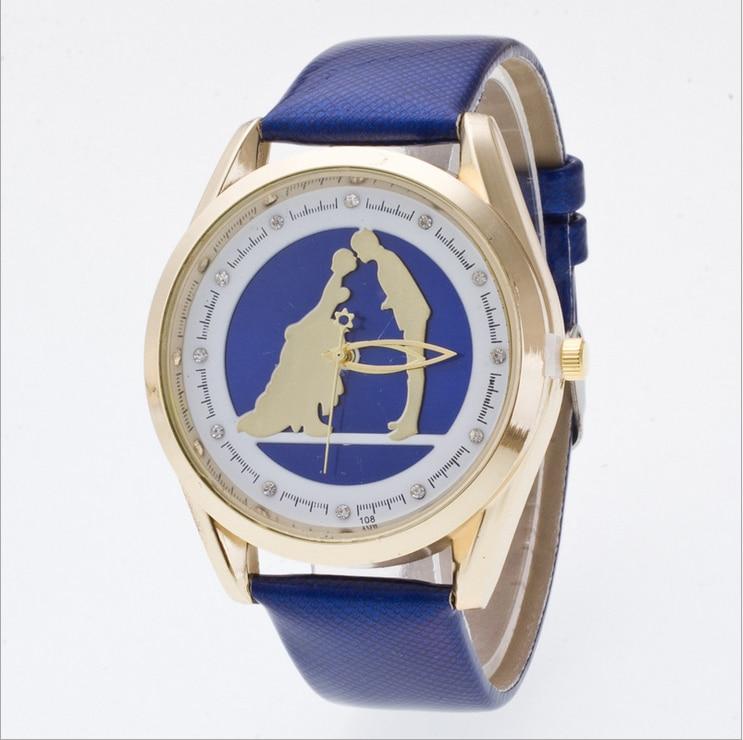 Mens Watches Top Brand sport Quartz Watch Women Fashion Casual Women Romantic Love Marriage Wristwatch relogio masculino LZ258<br><br>Aliexpress