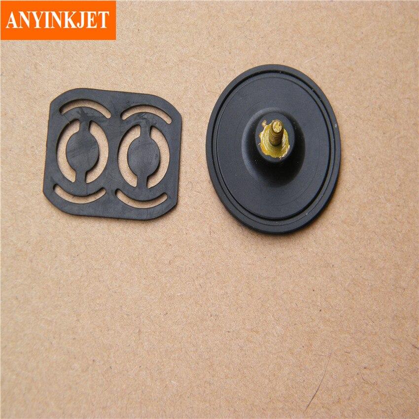 Chamber Teflon Membrane for  Videojet 1210 1220 1510 1520 1610 1620 printer<br>