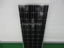 free shipping solar panel 200w/100w solar panel 12V A class solar cell 17% charge efficiency 25 year warranty cables including