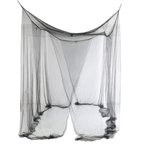 US warehouse Mosquito Net Dome Elgant Hung Summer Polyester Mesh Fabric Home Textile Accessories Supplies Living Room bed canopy(China)