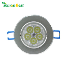 LemonBest LED Downlight 9W 12W 15W LED Recessed Lamp Epistar 110V 220V Spot Down light Cabinet For Home Lighting with Driver(China)