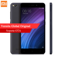 Original Xiaomi Redmi 4A  Snapdragon 425 Quad Core 13.0MP 5.0 Inch 1280x720 2GB RAM 32GB ROM mi Redmi 4A Mobile Phone 4 G FDD