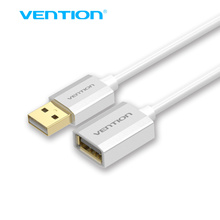 Vention USB 2.0 Male to Female Cable 0.5M/1M/1.5M/2M/3M/5M USB Data Sync Charging Cable Extension Cable Cord For PC Laptop