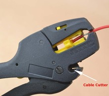 Newest Self-adjusting insulation cable stripper with cable cutter function