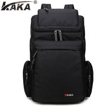 KAKA New Stylish Motion Backpack Multi-Functional Waterproof Men Travel Bag Brand 14 - 15 Inches Business Laptop Bag A208