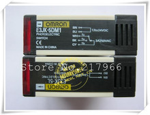 OMRON / OMRON photoelectric switch on the radio E3JK-5DM1 E3JK-5L one pair of 12-24VDC,free shipping