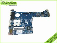 for Hp Elitebook 2560p Intel Laptop Motherboard 651358-001 QM67 Chipest GMA HD3000 DDR3 Intel Mother Board