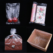 50PCS HDPE Home Storage Plastic Bags Kitchen Fresh Bag Wardrobes Waterproof & Dust-proof Storage Bags Storage & Organization Bag