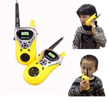 BOHS Toy Walkie Talkie Parenting Game Mobile Phone Telephone Talking Child Kids Yellow Toy