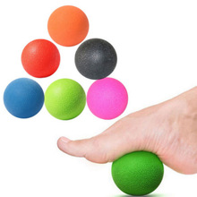 Mayitr Portable Massage Ball Muscle Foot Full Body Point Tired Release Ball For Body Massage Tools
