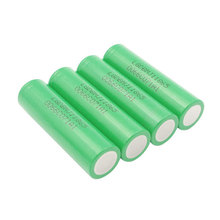 4pcs/lot New LG 18650 3.7V 10A 3500mAh Li-ion Rechargeable Battery for Flashlight Torch Power Bank Toy Electric Item