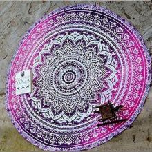 150cm Round Beach Towel Bohemia Printed Beach Round Bath Towels Summer Chiffon Circle Beach Shawl