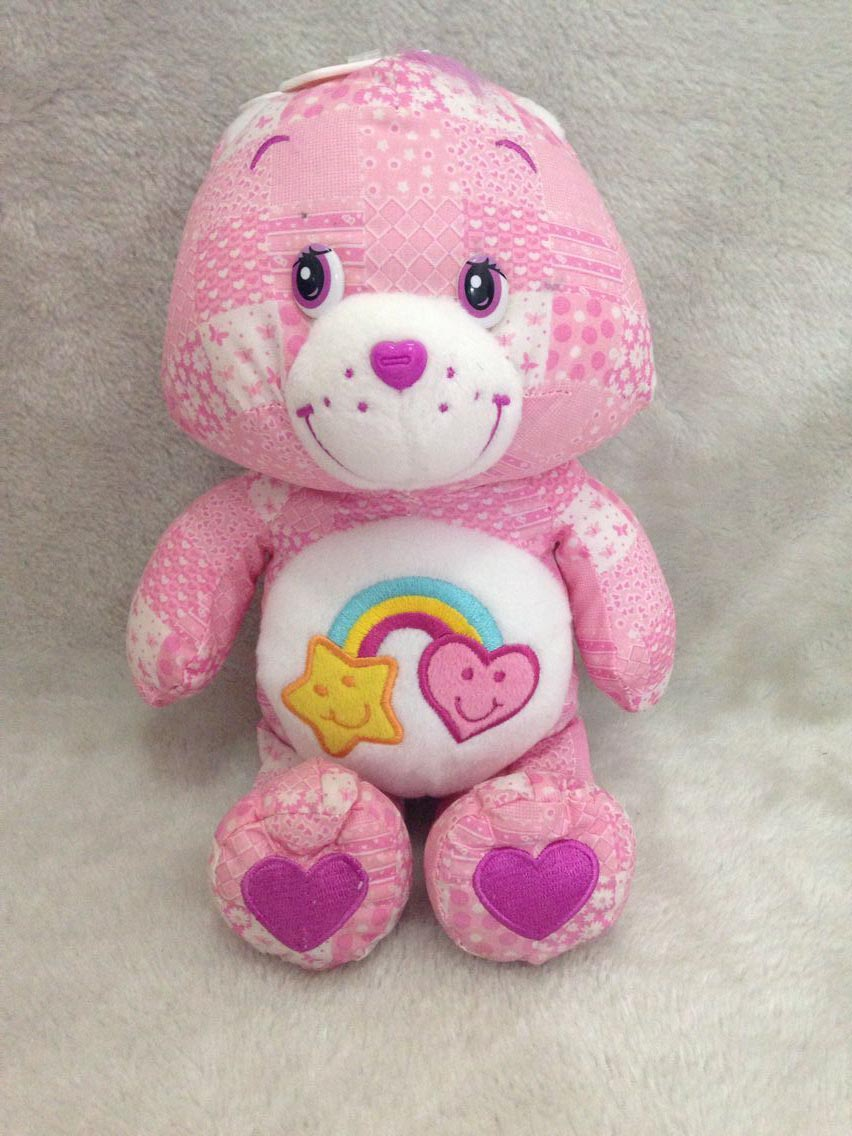 Care Bears Beans Best Friends Plush 25cm <br><br>Aliexpress