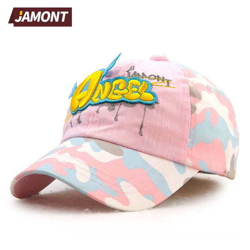 [JAMONT] 2017 Cuty Girls Baseball Caps for Kids Summer Snapback Cap with Small Wings F3304<br><br>Aliexpress
