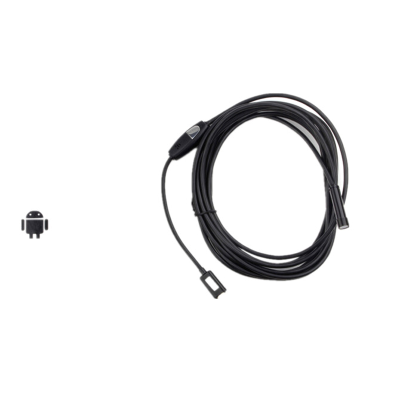 Endoscope Intraoral Camera Connect with Android Smart Mobile Phone with Free APP Diameter 5.5mm Module Shell & Waterproof IP66_2