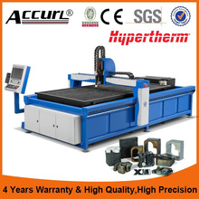 adertising decoration industry Linear guideway rack and pinion stability hobby cnc plasma cutting machine(China)