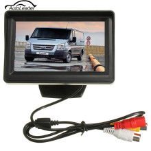 CCD HD Car Rear View Reversing Camera With 4.3 inch Car Rearview Mirror Monitor For Ford/Transit /Connect