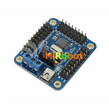 Upgraded 24 Channel Servo Motor Control Driver Board For Robot Project and Chassis Robot