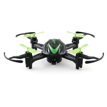 JJRC H48 Mini Drone 6 Axis Micro Quadcopters Infared Control Dual-charge Mode Rc Helicopter Vs H8 Dron Best Indoor Toy For Kids(China)