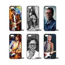 Eric Clapton Blues rock Art For iPod Touch iPhone 4 4S 5 5S 5C SE 6 6S 7 Plus Samung Galaxy A3 A5 J3 J5 J7 2016 2017 Case Cover