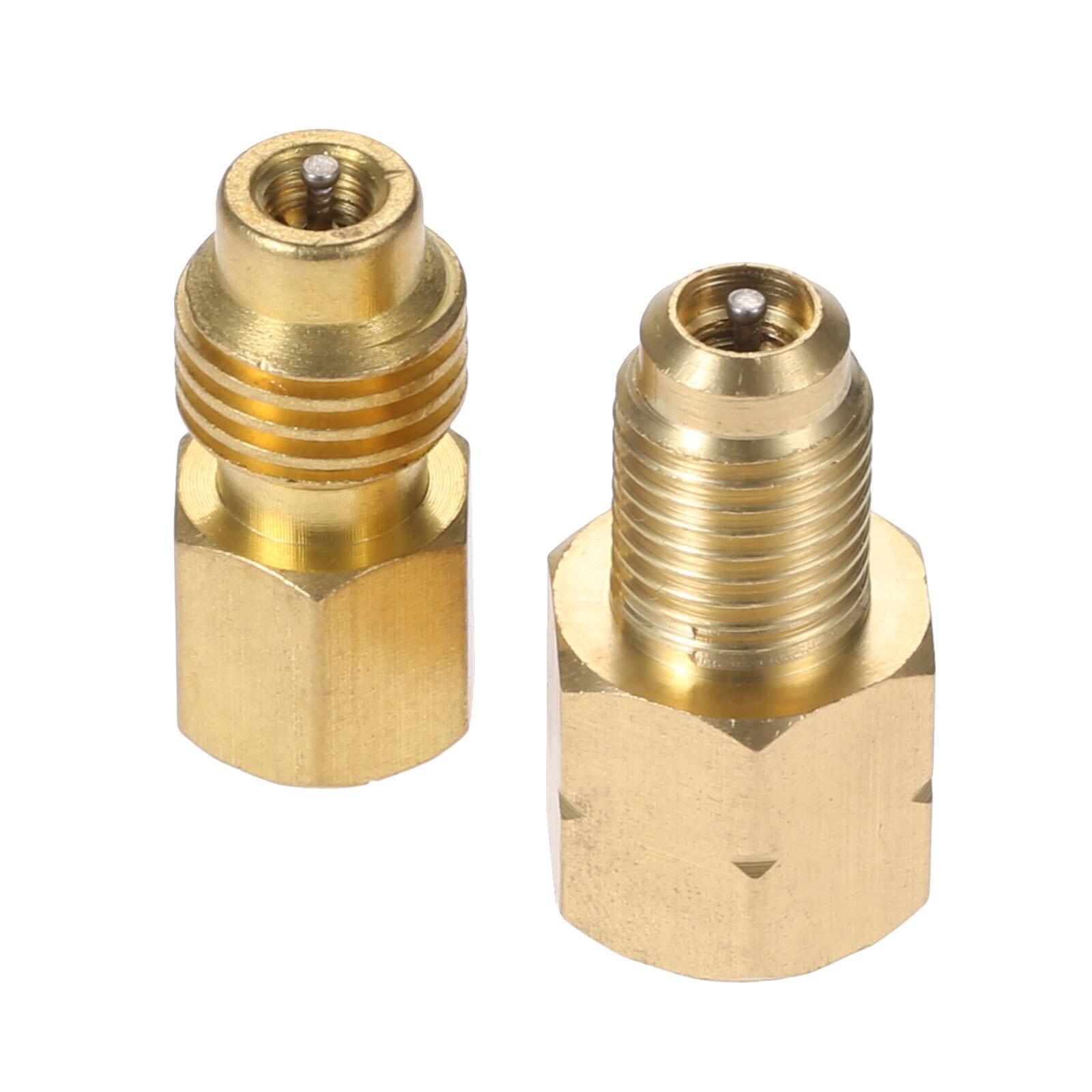 1//2 Zoll Messing-Stecker Innengewinde Adapterstecker Installation Rohr-Montage