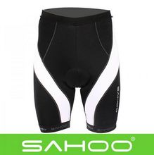 Super Sale! SAHOO ycling Wear 3D Padded Bike/Bicycle Under Black Bicycle Cycling Shorts MTB BMX DOWNHILL Mountain biking Short(China)