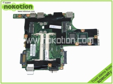 42W8144 43Y9211 60Y3782 Laptop motherboard for lenovo IBM thinkpad X301 13.3 1.4GHz SL9400 CPU onboard MOTHERBOARD SYSTEMBOARD(China)