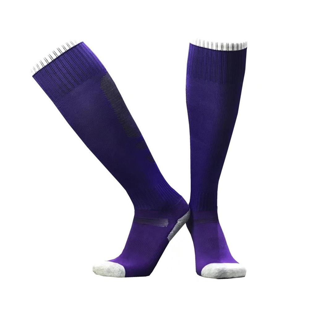 17 sport socks football soccer socks Cycling running men kids boys long towel socks basketball sox medias de futbol non-slip 22