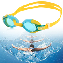 Adjustable Kids Swimming Goggles Professional Anti-fog Swim Glasses UV Protection Goggles Children Boys Girls Swimming Eyewear
