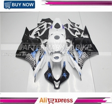 SPECIAL-DECALS 100% Virgin ABS Plastic Motorcycle Cover 2009-2012 All Years CBR600RR Fairing Case(China)