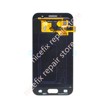 Black Blue Gold Pink Amoled LCD Display+Touch Digitizer Assembly For Samsung Galaxy A3 2017 A320M A320Y SM-A320F A320FD A320