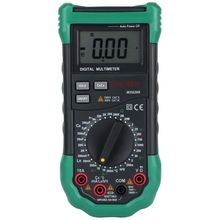 Mastech MS8269 Digital Multimeter AC / DC Voltage Current Resistance Capacitance Frequency Professional DMM Tester Device(China)