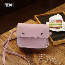 PU leather vintage children school bags kids travel messenger crossbody phone pouches money bags for kindergarten baby girls(China)