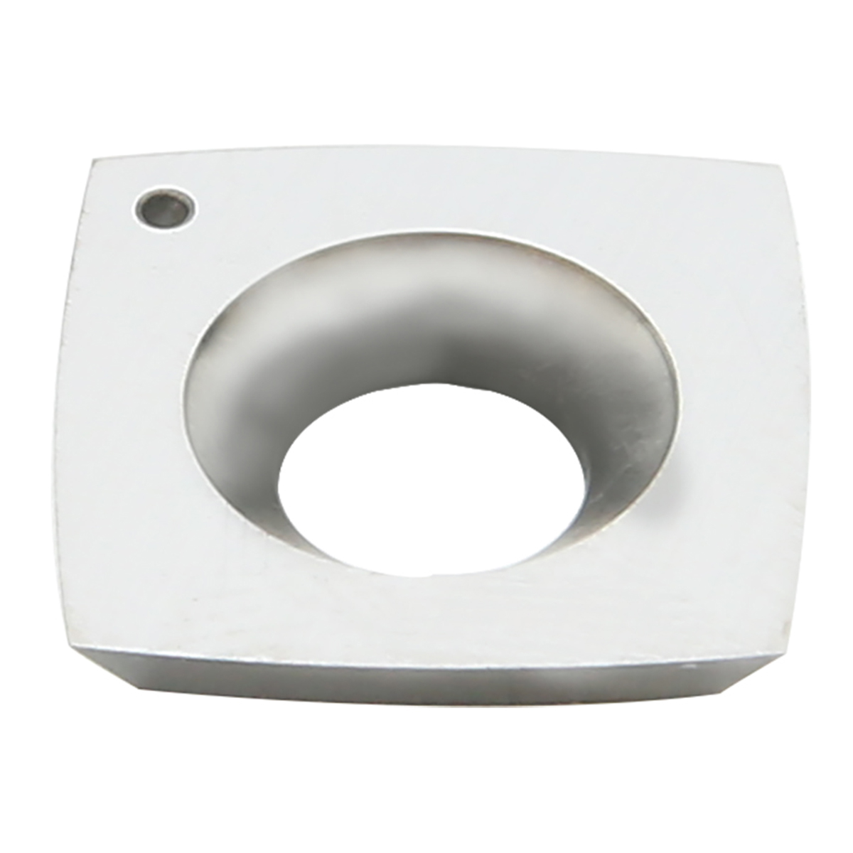 """1pc 2"""" Face Radius Carbide Insert 4-Edge Square Inserts Durable CNC Lathe Turning Cutter for Chipboard Plywood Wood Working"""