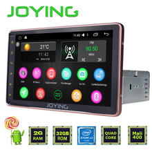"Joying latest 2GB RAM Muilti color Kit Single 1 DIN 8"" Android 5.1 Car Audio Video Stereo SWC Head Unit RDS Radio GPS Navigation"