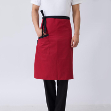 Waist Aprons Hotel Restaurant Cafe Waiter Waitress Chef Cooking Apron Men Women Kitchen Apron Food Service Work Wear & Uniforms