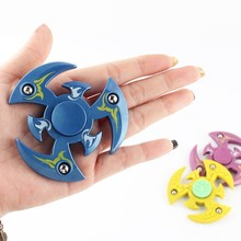 Buy Hand Finger Toys Autism ADHD Tri-spinner Plastic Anti Anxiety EDC Fidget Spinner Adult Hand Spinner New for $1.49 in AliExpress store