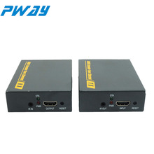 PWAY PW-DT103 HDMI Extender over TCP/IP with 120M Support 1 to many capability & remote IR control UP to HD 1080P resolution(China)