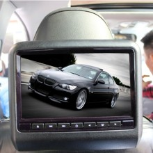 10.1 inch car DVD Player Back Seat big display Screen usb/sd/game/cd/dvd/mp5 800*480(China)