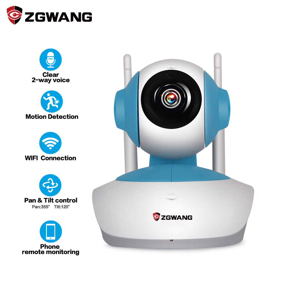 New Style IP Camera Wireless 720P  Network House Security Surveillance Baby Monitor Camera<br>